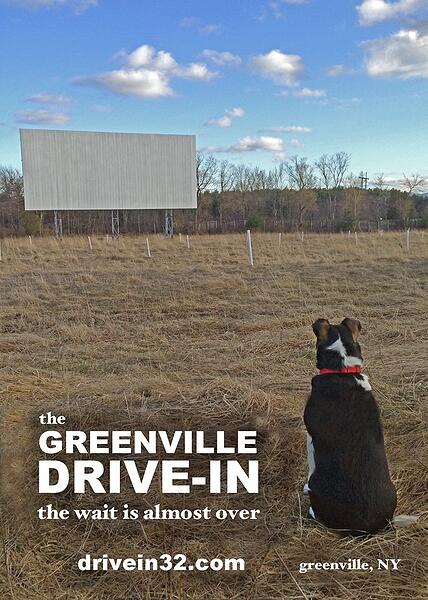 Greenville Drive-In Grand Opening