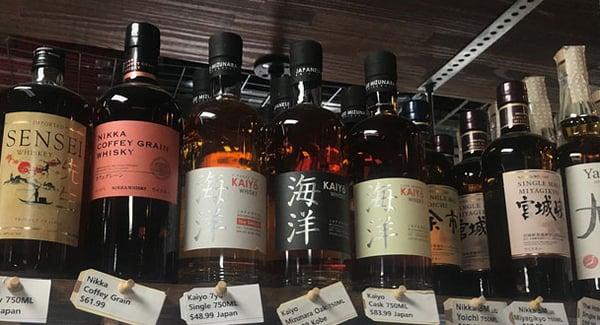 Bottles-Japan