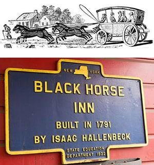 coach-Black-horse-inn-Sign