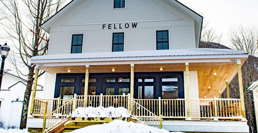 FELLOW-Cafe