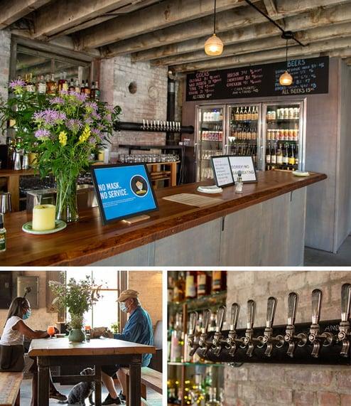 Laft-Bank-bar-patrons-taps