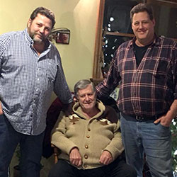 Dale, Bob, and Roy Handel